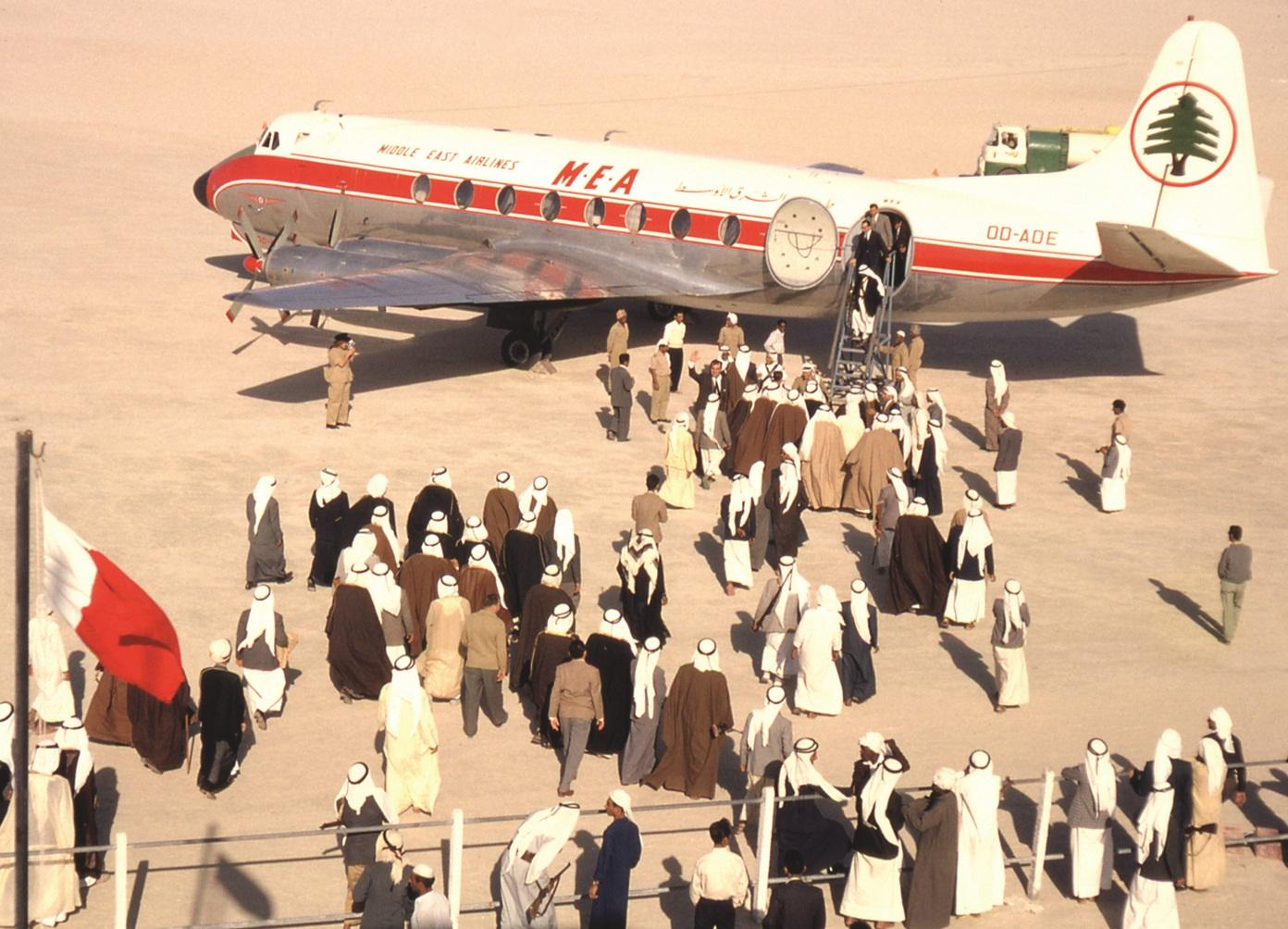 Dubai International Airport 60 Years Old